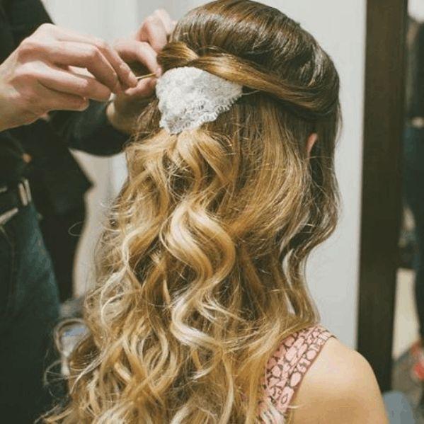 Los 11 peinados semirecogidos más lindos que existen - TKM United States