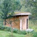 Traditional Sauna, modern styling