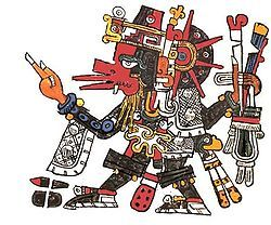 People of Los Guachimontones were especially fond of Ehecatl - God of the Wind