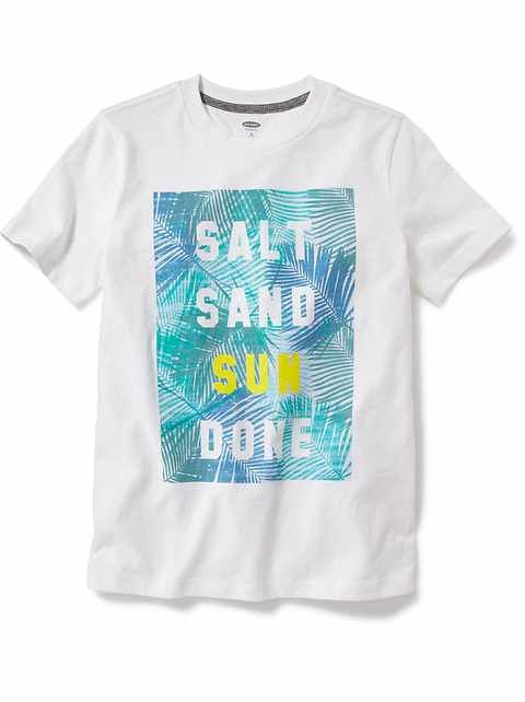 Boys Clothes: Graphic Tees | Old Navy