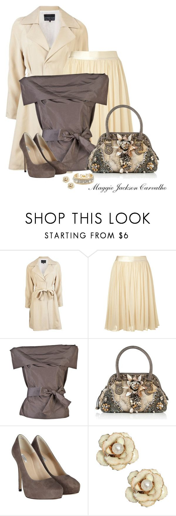 """Mary Frances Handbag"" by maggie-jackson-carvalho ❤ liked on Polyvore featuring Lila Getty, See by Chloé, Vivienne Westwood Anglomania, AllSaints, Wet Seal and Juicy Couture"