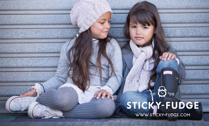 #StickyFudge #Winter2015 #KidsClothing #ChildrensWear