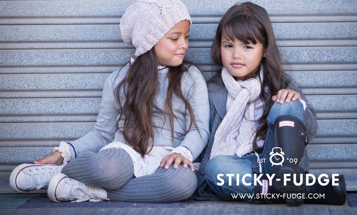 #StickyFudge #Winter2015 #KidsClothing #ChildrensWear