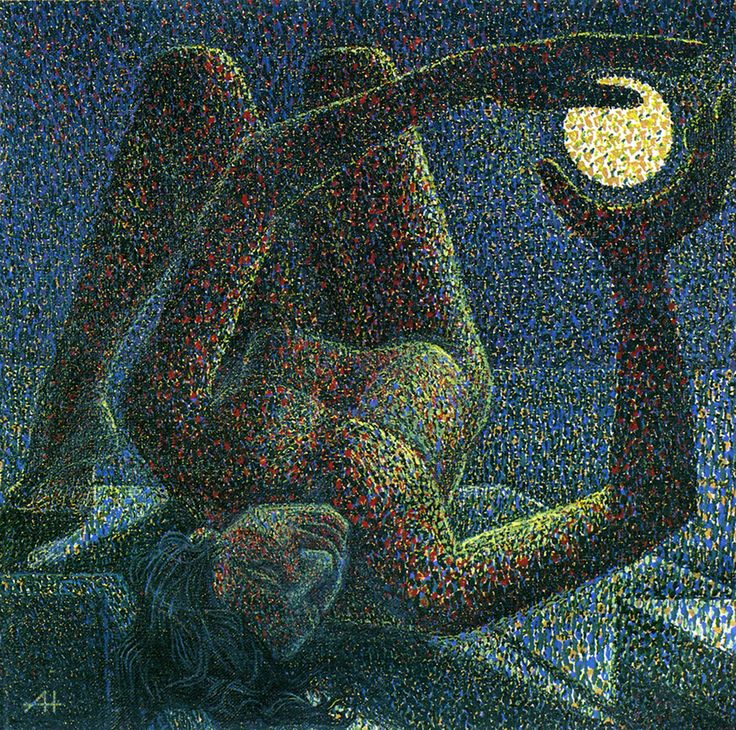 Игра с Луной (Playing with the Moon)Alexander  Nasekin