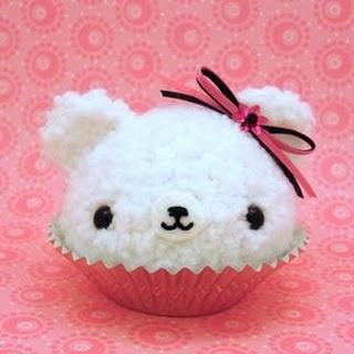amigurumi cupcake