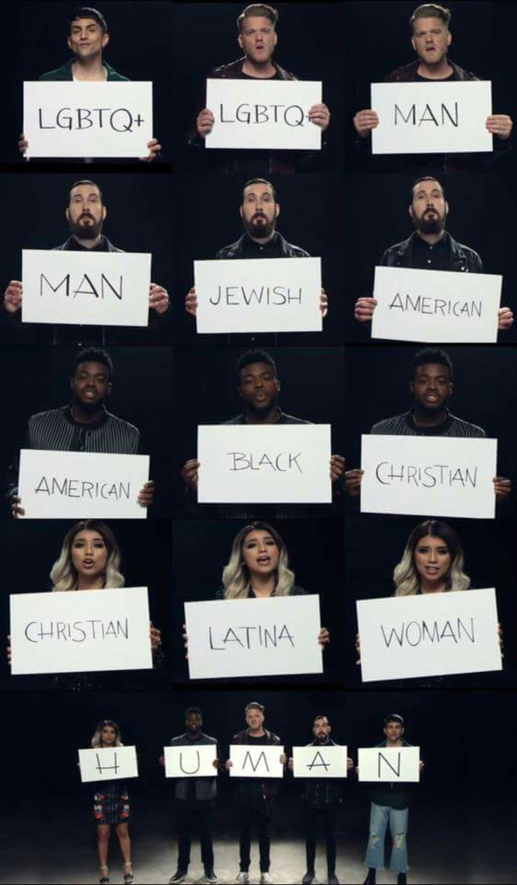 "Pentatonix in their music video for ""Imagine"". They never fail to amaze me and I love them so much. SO PROUD OF Y'ALL."