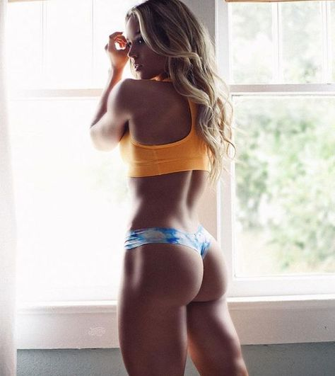 These exercises will give you a better shaped butt than squats.