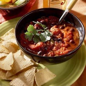 chipotle bean chili