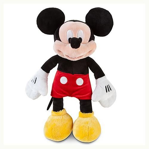 #Disney Mascota Plus Mickey Mouse 25 Cm ClubHouse