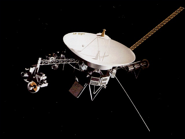 Voyager 2 Rocket - Pics about space