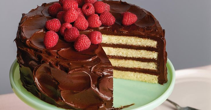 Rich, golden, moist cake that's perfect for any occasion