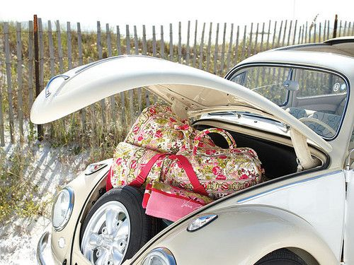 Vera,  VW and the beach????? What more could you want?