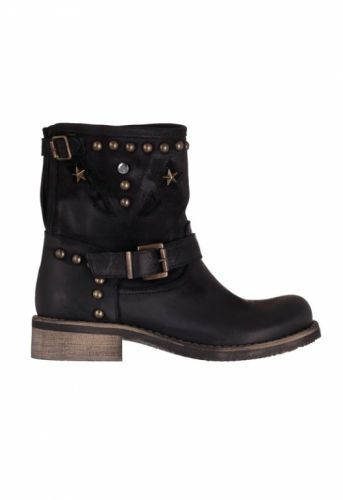 Amust Giusy Boot Black - Sko/støvler - MaMilla