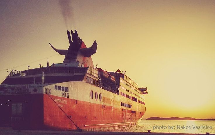 sunSET YOUR NEXT DESTINATION! #SuperfastFerries