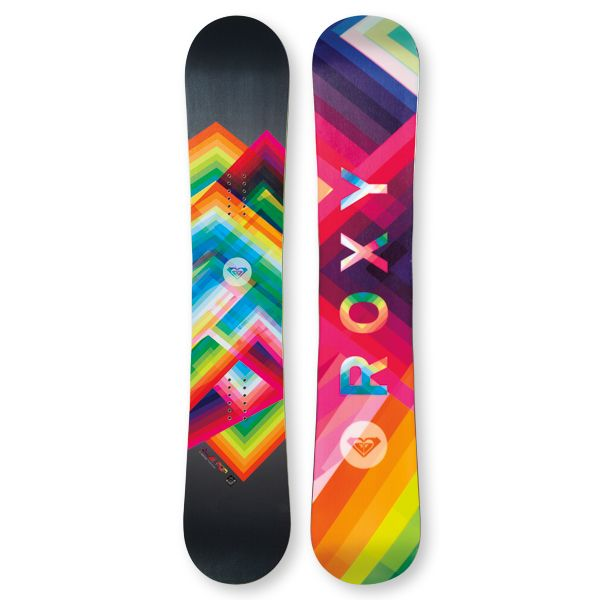 Roxy Ollie Pop C2 BTX Woman's Snowboard | Snowboarder Magazine