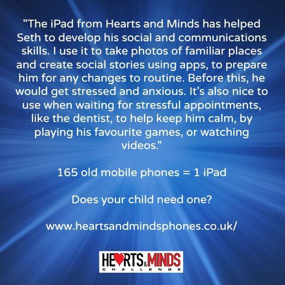 How an iPad is helping Seth
