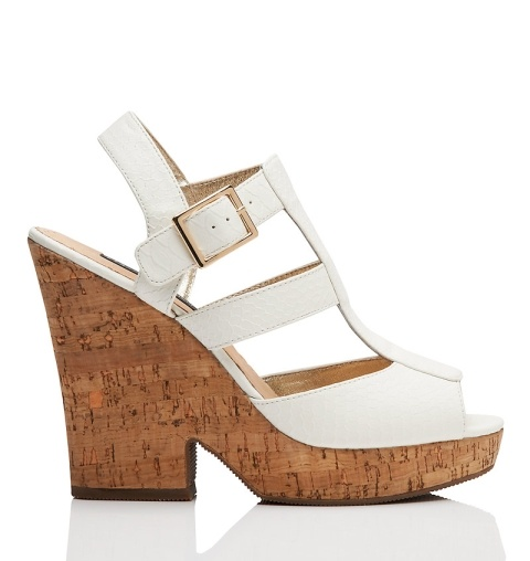 Forever New - Katie Split Wedge