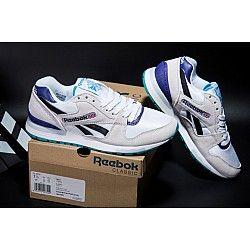Reebok GL 6000 Azules / Blancas (2)