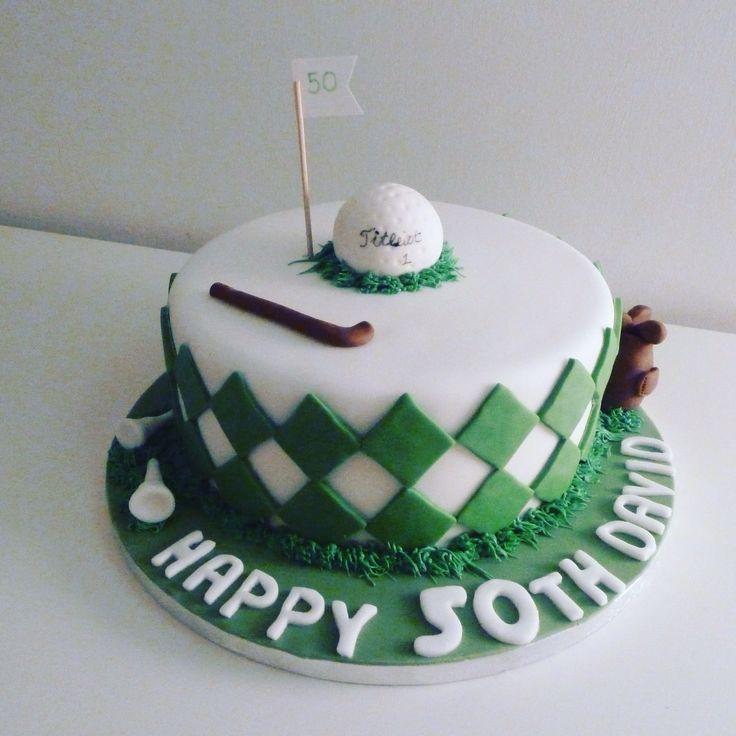 Birthday Cake Ideas Golf : 1000+ ideas about Golf Themed Cakes on Pinterest Golf ...