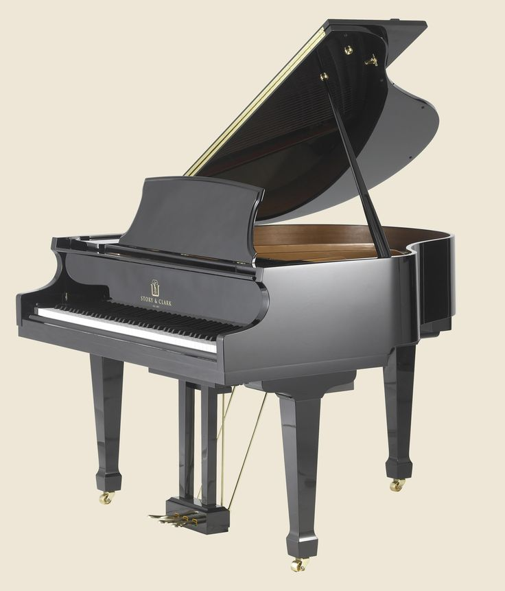 Artist line of grand pianos from Story and Clark.