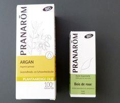 Fait maison : Sérum naturel anti-rides à l'huile d'argan