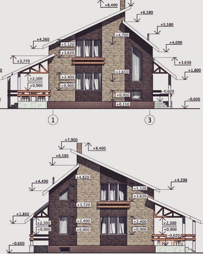 Удачный дачный дом-это когда на небольшой площади помещается все необходимое для отдыха: просторная кухня-гостиная с камином, уютная терраса, две отдельные спальни и конечно же светлая ванная комната. А плащадь дома 7х8м ☝️️#архитекторпереяслова #архитекторкраснодар #архитектурныйэскиз #дачныйдомик #небольшойдом #уют #уютныйдом #proekt #architektor #house #archhouse #dom