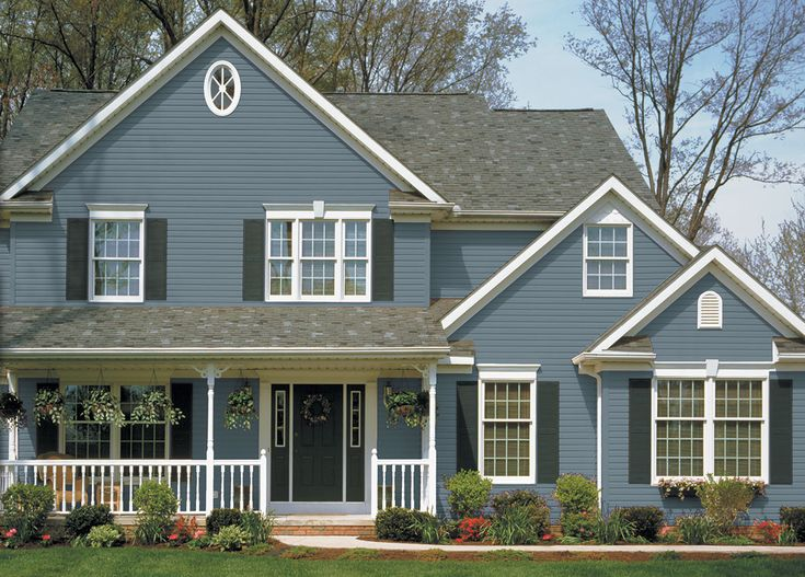 17 best ideas about vinyl siding colors on pinterest for Best vinyl siding colors