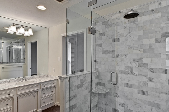 Carrera marble tile master bath bathrooms pinterest for Carrera bathroom ideas