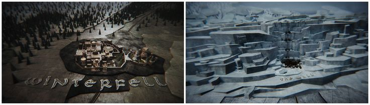Game of Thrones Opening Credits