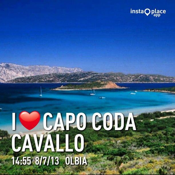 Sardegna - Sardinia  Capo Coda Cavallo