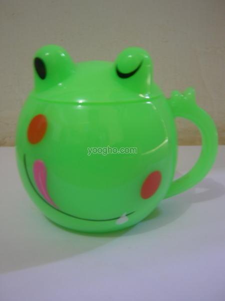 Mug Green Frog