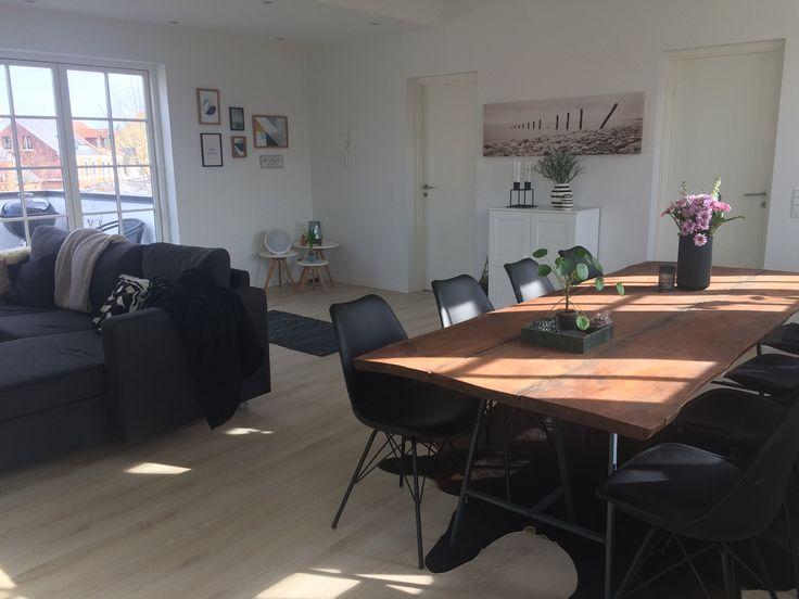 My living room  Big bright room - I simply love it