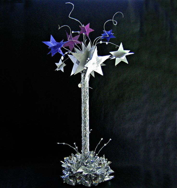 Party Centerpieces with Stars   ... centerpiece baseball party centerpieces jerusalem centerpiece star