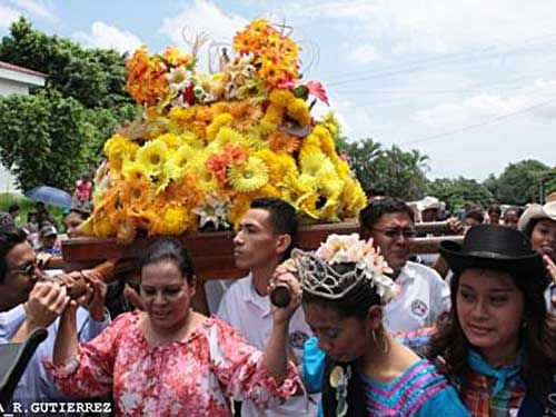 Fiestas de Santo Domingo de Guzmán   Noticias de Nicaragua