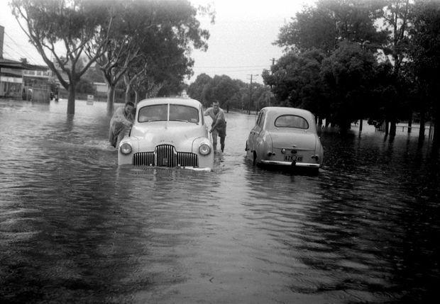 1954 Flood Lismore
