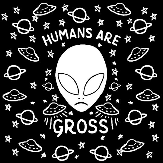 Paperbacks and Photographs — space-grunge:   Humans Are Gross