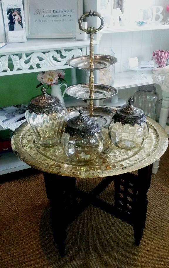 Ihr liebt Candybars im orientalischen Stil? Dann schaut Euch diese Schönheit an.