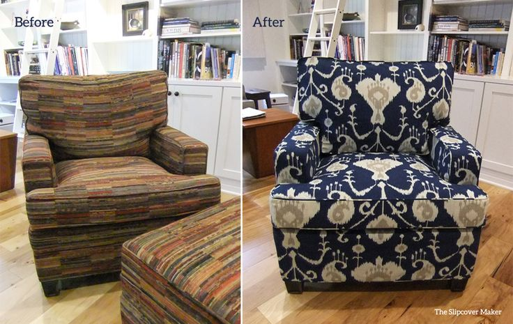 1000 Images About Susie S Indigo Ikat Slipcover On
