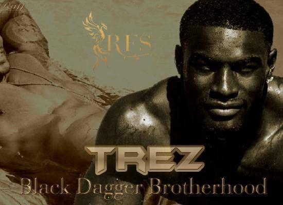 Trez, Black Dagger Brotherhood