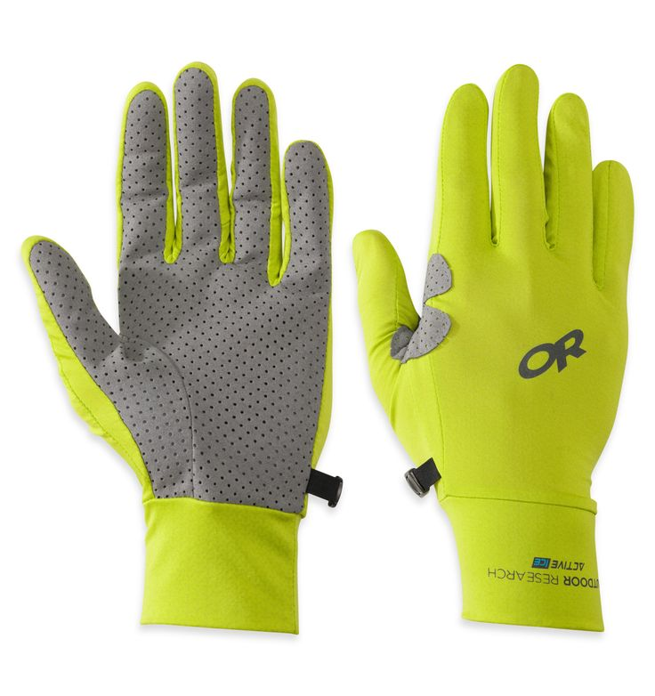 ActiveIce Full Finger Chroma Sun Gloves | Outdoor Research: