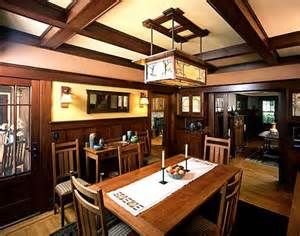 Homes Craftsman Style Interiors Bing Images