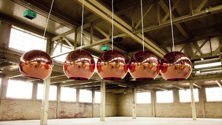 Tom Dixon Studio Furniture and Lighting