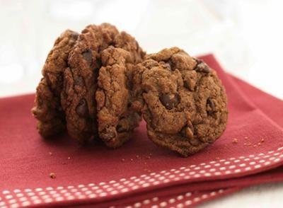 Recette de Biscuits aux pépites de chocolat et aux épices mexicaines