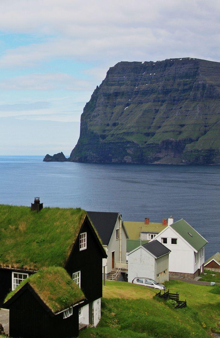 Islas Feroe, Dinamarca: Este encantador archipiélago de 18 islas es ideal para visitar desde principios de mayo hasta finales de julio.