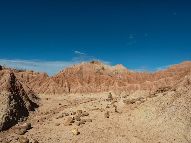 The Tatacoa desert is a tropical dry forest. We wanted to go to the observatory…