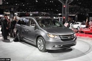 2014 Honda Odyssey Lease Deal - $329/mo ★ http://www.nylease.com/listing/honda-odyssey/ ☎ 1-800-956-8532  #Honda Odyssey Lease Deal