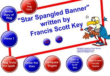 Star Spangled Banner update - just a little more
