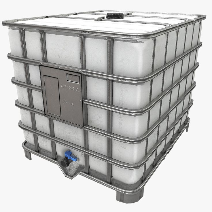 Lovely Ibc Container D Max D Model