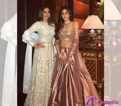 So Hot! Sridevi and Jhanvi Kapoor 'the mother daughter duo' is Smokin' Hot
