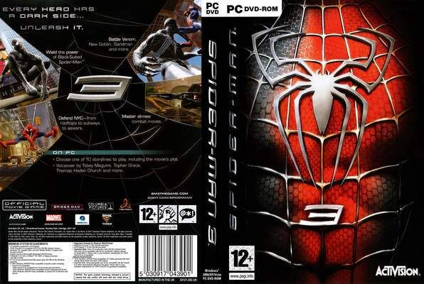 SpiderMan 3 Full PC Game Download Free